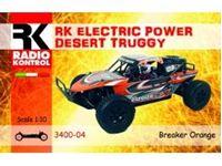 Immagine di Radio Kontrol - 1/10 Auto radiocomandata elettrica Desert Truggy 4wd RKO3400-04