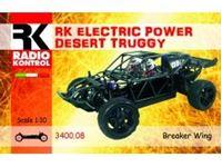 Immagine di Radio Kontrol - 1/10 Auto radiocomandata elettrica Desert Buggy 4wd RKO3400-08