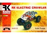 Immagine di Radio Kontrol - 1/18 Auto radiocomandata elettrica Crowler 4wd RKO3600-02