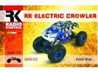 Immagine di Radio Kontrol - 1/18 Auto radiocomandata elettrica Crowler 4wd RKO3600-03
