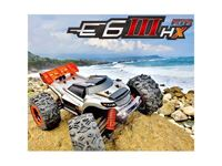 Picture of E6 iii hx rtr ep monster truck brushless 4s-2.4Ghz-savox wp