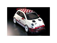 Immagine di Ez rally 1/10 500 abarth assetto corse 4wd rtr 2.4Ghz