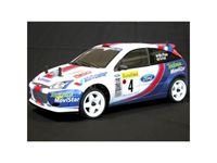 Picture of Ez rally 1/10 ford focus wrc rtr - mac rae - grist 2001 4wd rtr 2.4Ghz