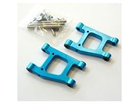 Picture of Yeah racing aluminium rear lower arm (blu) x tamiya tt-01 / tt-01e TT-002BU