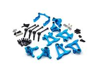 Picture of Yeah racing essential kit in alluminio blu x tamiya tt02 TT02-S01