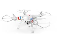 Picture of Syma - R/C Quadcopter Explorers WIFI FPV Bianco o Nero X8W
