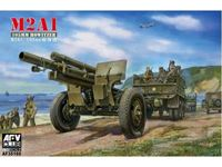 Immagine di AFV Club 1:35 - 105mm Howitzer M2A1 & Carriage M2 AF35160
