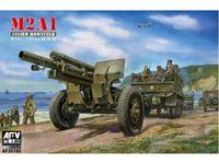 Immagine di AFV Club 1:35 - 105mm Howitzer M2A1 & Carriage M2 AF35160