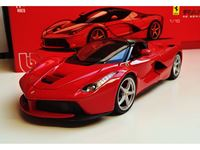 Immagine di Auto Burago 1:18 La Ferrari  versione signature Rossa 00907