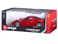 Picture of Auto Burago 1:18  Ferrari  488 GTB Rossa 16008