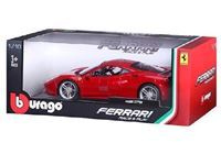 Immagine di Auto Burago 1:18  Ferrari  488 GTB Rossa 16008