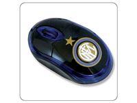 Immagine di MOUSE FANLIGHT USB UFFICIALE FC INTER