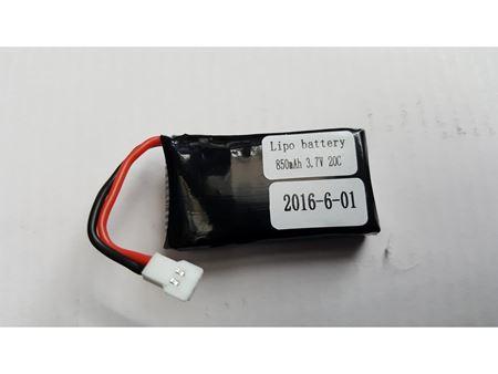 Picture of Batteria Lipo 600 Mah 3.7 Volt 1S 20C