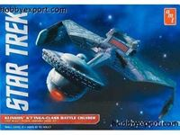 Immagine di AMT 1/537 KIT Star Trek Klingon Battle Cruiser AMT00794
