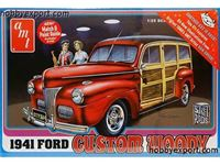 Picture of AMT 1/25 KIT  Ford Custom Woody AMT00906