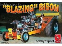 Immagine di AMT 1/25 KITBlazing Bison Tractor Puller Racer AMT01006