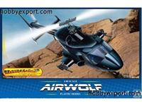 Picture of Aoshima KIT 1/48  Airwolf Clear Body Version AO00559