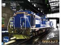 Immagine di Aoshima KIT 1/45Diesel Locomotive Dd51 Limited Express Hokutosei AO01000
