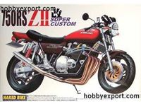 Picture of Aoshima KIT 1/12 Kawasaki 750Rs Zii AO04178
