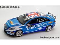 Picture of BEEMAX KIT 1/24 Chevrolet Cruze Wtcc - Huff - Menu - Muller BEEB24003