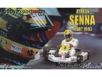 Immagine di Fujimi - FUJIMI KIT 1/24 Ayrton Senna Kart 1993 FU09138