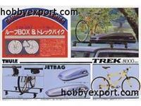 Picture of Fujimi - FUJIMI KIT 1/24 Jetbag + Bike FU11042