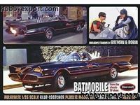 Immagine di POLAR LIGHT 1/25 KIT Batmobile + Figures POL920