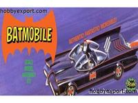 Immagine di POLAR LIGHT 1/25 KIT Batmobile POL933