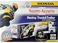 Picture of Italeri - ITALERI 1/24 HONDA RACING TEAM TRUCK + MOTO 3810S