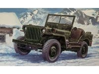 Picture of Italeri - 1/24 1/4 TON. 4X4 TRUCK JEEP 3721S