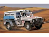 Picture of Italeri - ITALERI 1/24 MERCEDES BENZ 230G PARIS DAKAR 3692S