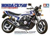 Immagine di Tamiya - TAMIYA 1/12 Honda CB750F Custom Tuned 14066
