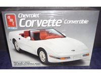 Picture of AMT-ERTL 1/24 Chevy CORVETTE 1991 6144