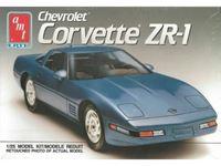 Immagine di AMT-ERTL 1/24 corvette zr.1 1991 6143