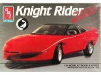 Immagine di AMT-ERTL 1/24 new knight rider 8084