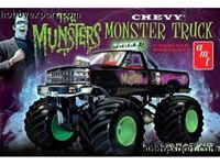 Immagine di AMT 1/25 KIT Chevrolet Monster Truck The Munsters 00863