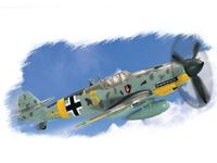 Picture of HOBBYBOSS - HOBBY BOSS  1/72 bf109 g-2 80223
