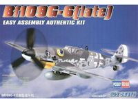 Picture of HOBBYBOSS - HOBBY BOSS  1/72 bf109 g-6 late 80226