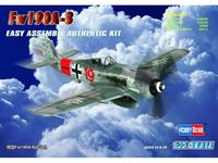 Picture of HOBBYBOSS - HOBBY BOSS  1/72 fw190a-8 80244