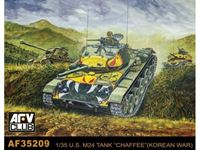 "Picture of AFV CLUB - AFV U.S. M24 Tank ""Chaffee"" AF35209"