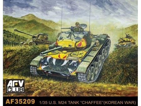 "Immagine di AFV CLUB - AFV U.S. M24 Tank ""Chaffee"" AF35209"