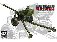 Immagine di AFV CLUB - AFV Club British Ordnance QF 6-Pounder Anti-Tank Gun Mk.IV AF35217