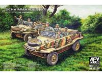 Picture of AFV CLUB - AFV 1/35 Schwimmwagen 128 AF35228