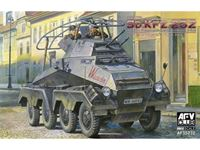 Picture of AFV CLUB - AFV 1/35 EARLY TYPE Sd.Kfz.232 AF35232