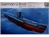 Picture of AFV CLUB - AFV Club 1:35  GERMAN U-BOAT AF73502