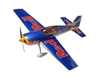 Picture of Great planes - Flitework Extra 300LP Red Bull / 1200mm ARF Stearman Flying Bulls / 12 Rx-R flwa4150