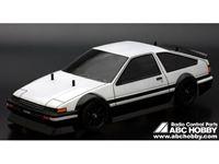 Immagine di Carrozzeria ABC  1/10 Toyota Trueno AE86 Body Set