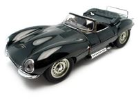 Immagine di AUTOART 1/18 STEVE MC QUEEN VERDE JAGUAR