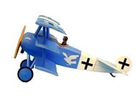 Picture of MODEL POWER 1/48 DIE CAST FOKKER DR-1 TRIPLANE  PILOT LTN ERNST UDET