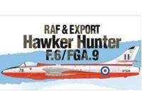"""Immagine di 1/48 """"Hawker Hunter"""" F.6/FGA.9"""